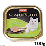 Animonda Animonda Cat Vom Feinsten mit Schlemmerkern mit Pute, Hühnchenbrust & Kräuter 100g