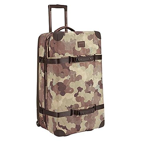 Burton Wheelie Sub Luggage One Size Storm Camo Print