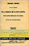 Verdadera historia de los sucesos de la conquista de la Nueva-España tomo3