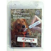 Caseta Perro Formación de cera por Tom Dokken sa-rwx (Antler aroma cera para formación Perros