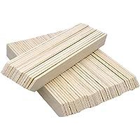 KINGLAKE 25 Stk Pflanzenschilder Holz Pflanzenstecker 24X3 CM, Stecketiketten Holz für Pflanzen, Holz Pflanzen Etiketten groß …