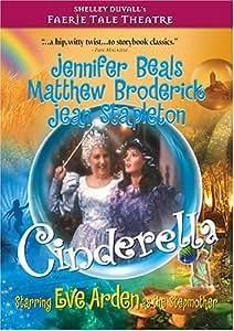 Faerie Tale Theatre: Cinderella [DVD] [Region 1] [US Import] [NTSC]