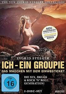 Ich, ein Groupie (The New Ingrid Steeger Collection)