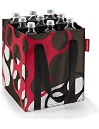 Reisenthel Bottlebag Bouteille Sac, Polyester, Motifs cercles (rings), 24  x  28  x  24 cm