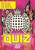 The Quiz: Ministry Of Sound Interactive DVD Game [Interactive DVD] [2005] [2008]