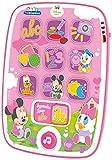 Clementoni 62949–La mia prima Tablet Baby Minnie–Disney–Prima Infanzia