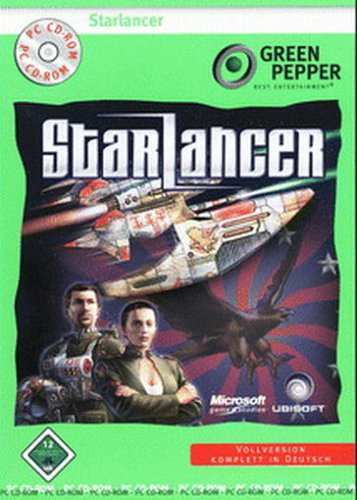 ak tronic Starlancer [Green Pepper]