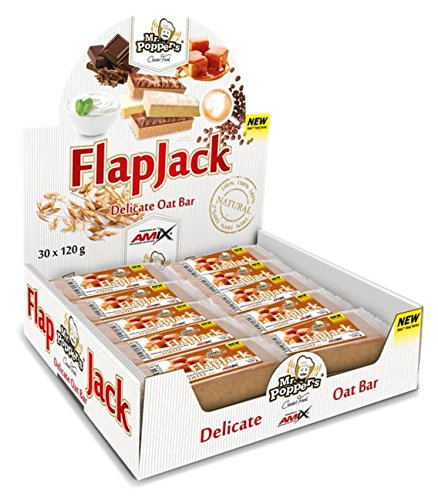 AMIX FLAP JACK OAT BAR 30*120 gr - Sabor - Yogurt