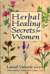 Herbal Healing for Women: Safe, Natural Remedies for 40+ Women