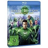 Green Lantern - Extended Cut [Blu-ray]