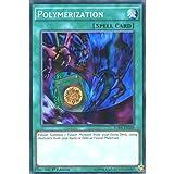 Best single card Card Yugiohs - YuGiOh : FUEN-EN049 1st Ed Polymerization Super Rare Review
