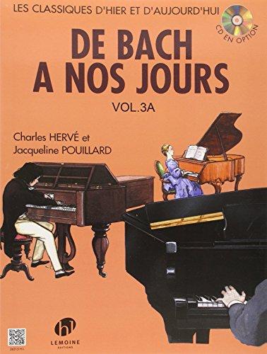 De Bach à nos jours Volume 3 par Charles Herve
