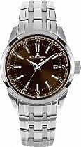Jacques Lemans Damen-Armbanduhr XS Sport Analog Quarz Edelstahl 1-1444L