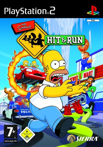 The Simpsons: Hit + Run