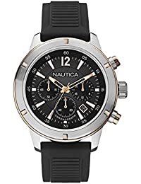 Nautica - Herren -Armbanduhr A17654G