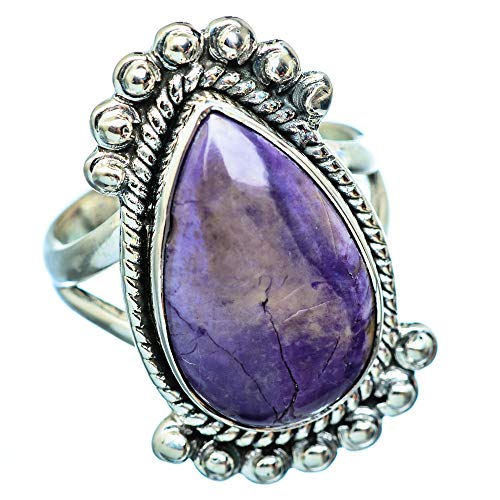 Tiffany Stone, Tiffany Stein 925 Sterling Silber Ring 8 (Silver Tiffany Ring)