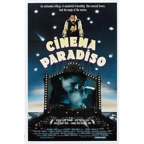 CINEMA PARADISO – Imported Movie Wall Poster Print – 30CM X 43CM Brand New