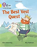 Collins Big Cat Phonics for Letters and Sounds – The Best Vest Quest: Band 3/Yellow