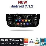 Android 7.1GPS USB SD Wlan Bluetooth Autoradio 2Din NAVI Fiat Punto Evo Fiat Linea 2012, 2013, 2014, 2015