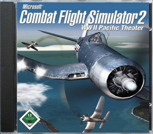 Microsoft Combat Flight Simulator 2: 2. Weltkrieg - Kriegsschauplatz Pazifik (Flight Simulator-combat)