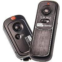 Télécommande Radio De Haute Qualité Pour Canon 1100D, 1000D, 600D, 550D, 500D, 450D, 400D, 350D, 300D, 60D, 300, 50, 33, 30, PowerShot G10, G11, G12