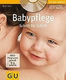 Babypflege Schritt für Schritt (Inkl. DVD) (GU Multimedia Partnerschaft & Familie) - Birgit Laue