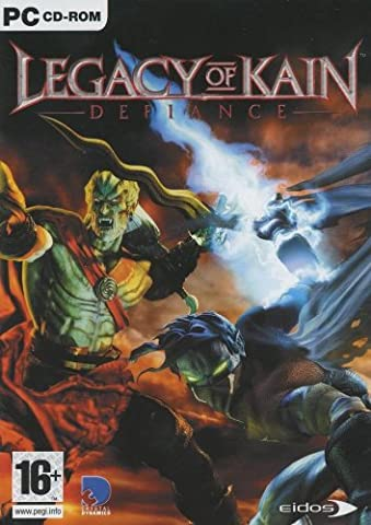 Legacy Of Kain Defiance - Legacy of Kain 5 :