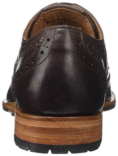 Chatham - Buckingham Ii, Scarpe Brogue Uomo Brown (Dark Brown)