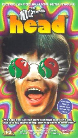 Head - Bob Rafelson [UK-Import] [VHS]