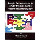 Sample Business Plan For a Golf Practice Range