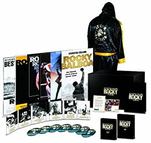 Rocky L'anthologie - Coffret 7 Blu-ray + 6 DVD - Edition limitée exclusive Amazon.fr