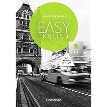 Easy English: B1: Band 1 - Teaching Guide mit Kopiervorlagen