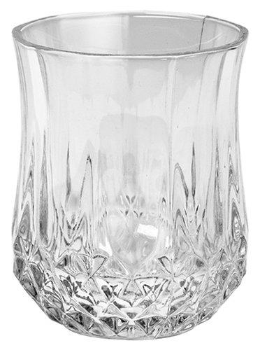 Cristal d'Arques Longchamp Likörstamper 45ml, ohne Füllstrich, 6 Stück