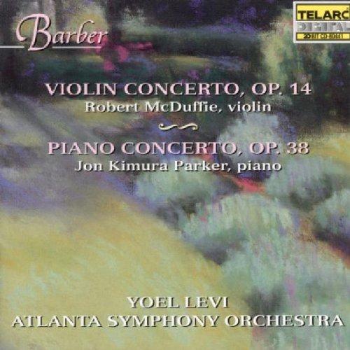 Barber: Concertos for Violin &