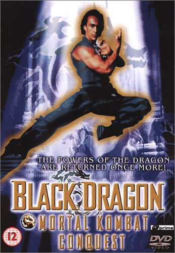 Mortal Kombat - Black Dragon [UK Import] (Mortal Kombat Dragon)