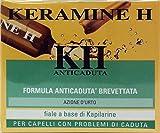 12 x KERAMINE H Lozione Anticaduta Per Capelli 72 ML
