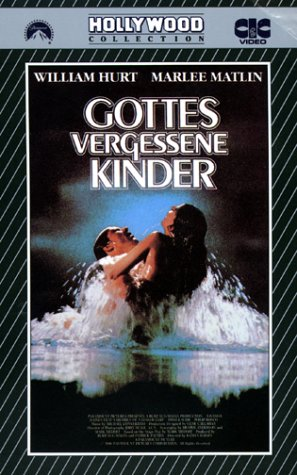 Gottes vergessene Kinder [VHS]