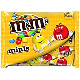 M&M´s Peanut Minis, 7 Packungen je 11 Mini-Beutelchen (7 x 220 g)
