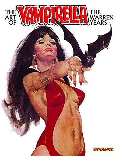 The Art of Vampirella: The Warren Years