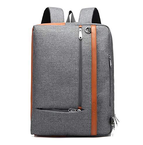 Cabrio-nylon-aktentasche (KAIMENG Cabrio Business Aktentasche Messenger Bag Laptoptasche Multipurpose Umhängetasche Reisetasche Handtasche Rucksack)