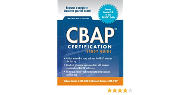 amazon in buy cbap certification study guide 2nd edition book rh amazon in CMA Certification CBA Certification