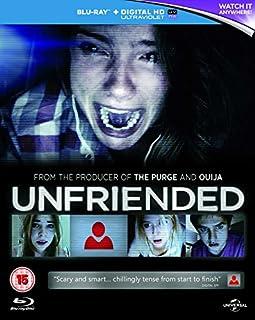 Unfriended [Blu-ray] [Region Free]