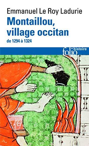 Montaillou, village occitan: de 1294 à 1324...