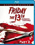 Vendredi 13 - Chapitre 2: Le tueur du vendredi - Edition Speciale [Blu-ray]
