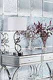 MY-Furniture 6x veraltete verspiegelte Wandfliesen - Quadratische Wandfliesen. 30cm x 30 cm