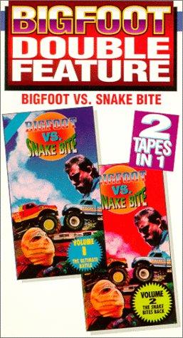 Preisvergleich Produktbild Big Foot Double Feature [VHS]