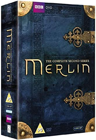 Merlin The Complete - Series 2 Collection [Import anglais]