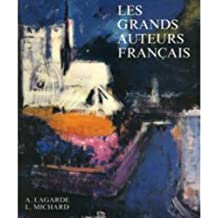 Les Grands Auteurs Francais/great French Authors: Textes Et Litterature Du Moyen Age Au Vingtieme Siecle/literature And Texts From The Middle Ages To The 20th Century