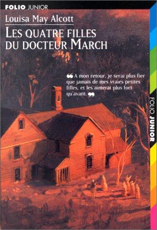 Les Quatre Filles du docteur March par l.-M. Alcott