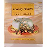 Country Flowers (Letts Guides to Sugarcraft)